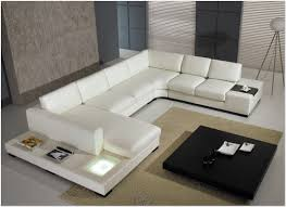 White Leather Couch Living Room Sofa White Leather Sofa Modern Couches Farmhouse Style Furniture