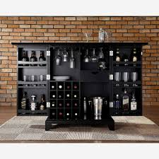 relaxing wall mounted home bar cabinet and home bar design then