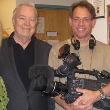 chicago videographer chicago videographer ned miller filming legendary tv anchorman