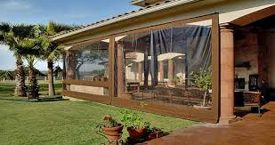 Outdoor Patio Curtain Extraordinary Outdoor Patio Curtains In Furniture Home Design