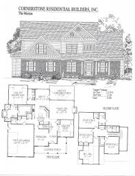 residential home floor plans merion home floor plan apex cary springs nc