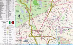 Map Of Mexico And Central America by Map Of Central Mexico U0026 City Map Of Mexico Itm U2013 Mapscompany