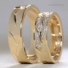 verighete din aur din aur cu diamante v915