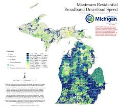 Map Of The Upper Peninsula Of Michigan by Push Underway To Expand Fast Internet Service In Rural Areas