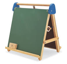 home decoration best magnetic chalkboard easel for tabletop