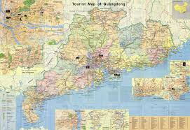 China Maps by Guangdong Province Map U0026 Geography China Maps Map Manage System