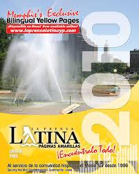 lexus of memphis ridgeway la prensa latina biingual yellow pages 2010 edition by la prensa