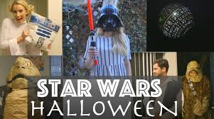 how to throw the best star wars halloween costume viewing party