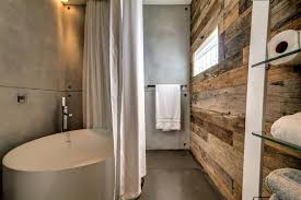 Rustic Bathroom Lighting - warm inviting modern rustic bathroom décor u2014 smith design