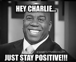 Magic Johnson Meme - internet memes gone too far magic johnson becomes face of charlie
