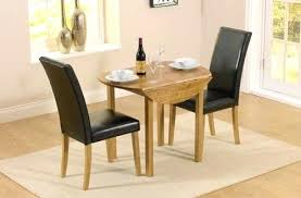 2 Seat Dining Table Sets Small Dining Table Set For 2 Oak Sets Home 6 Bmorebiostat