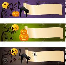 halloween banner clipart 14 858 halloween cat stock illustrations cliparts and royalty