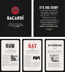 bacardi logo white brand new new logo for bacardí by here design