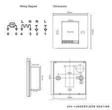 uponor underfloor heating wiring diagrams wiring diagram