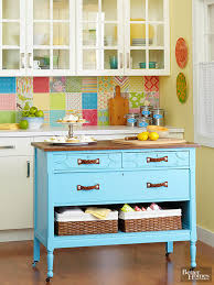 How To Build A Small Kitchen Island Do It Yourself Kitchen Island Ideas