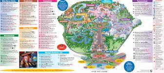Map Of Downtown Disney Wdw Park Maps Wdwprince