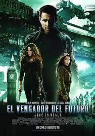 El vengador del futuro (Desafío total) (2012) [Latino]