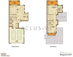 arabian ranches floor plans 2 bedroom villa for rent in palmera 3 arabian ranches dubai uae