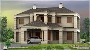 2720 square feet villa exterior design kerala home design and