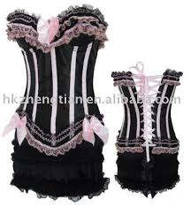 oreshapgua corset dress with tutu