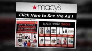 macy s black friday sale macy u0027s black friday 2015 deals ad scan youtube