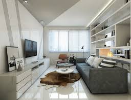 hdb bto 4 room modern living fernvale