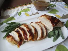 how brine a turkey loaves n dishes buttermilk brined roast turkey breast with gravy