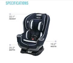 Besafe Izi Comfort X3 Review Amazon Com Graco Extend2fit Convertible Car Seat Spire Baby