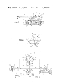 patent us4344497 override control for axle locking apparatus of