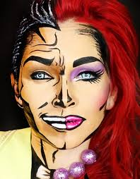 Halloween Makeup Man Half Face Halloween Makeup Ideas Everyone Love To Try A Diy Projects