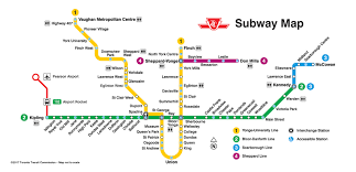 Metro Transit Map by This Is What The New Ttc Map Will Look Like Narcity