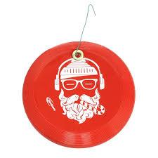 mini disc ornaments