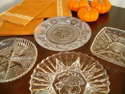 thanksgiving serving dishes vintage glass serving dishes set of 4 thanksgiving table