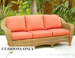wicker furniture cushions medium size of barn wicker chair