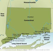 Connecticut beaches images Connecticut beaches map connecticut beach map jpg