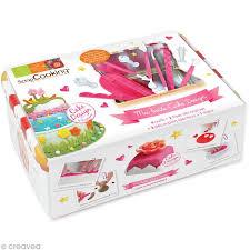kit de cuisine enfant kit cuisine créative ma boîte cake design coffret cuisine