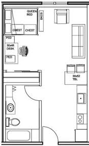 Granny Flat Floor Plans 1 Bedroom 36m2 Granny Flat Plan Google Search Granny Flat Pinterest