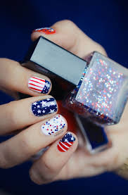 17 best nail art patriotic images on pinterest july 4th 4th