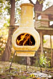 Red Clay Chiminea Essentials Large Clay Chimenea Clay Chimeneas Pinterest