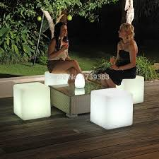 40cm 100 unbreakable led furniture chair magic dic led remote