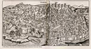 Florence Italy Map Hartmann Schedel Florence Liber Chronicarum Lxxvii 1493 Thinglink