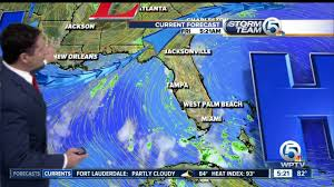 Florida Weather Map Today by South Florida Friday Morning Forecast 9 1 17 Youtube