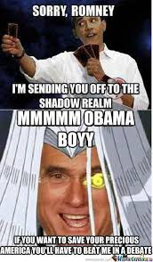 Mitt Romney Memes - mitt romney strikes back by bakoahmed meme center
