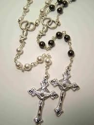 wedding rosary rosaries just for you gallery page