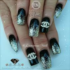 best 20 chanel nails design ideas on pinterest chanel nails