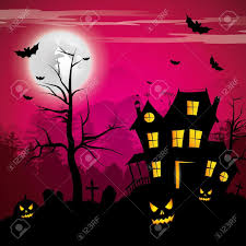 halloween picture background pink halloween background clipartsgram com