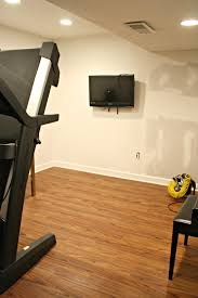 Laminate Basement Flooring The Perfect Basement Flooring And Other Fun Changes From Thrifty