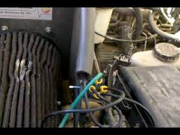 how to wire in off road lights using a relay youtube