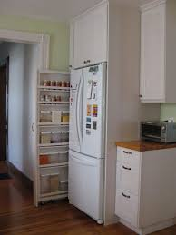 kitchen storage cabinets narrow slim pantry cabinet ideas on foter