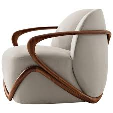 Sale Armchair Giorgetti Musa Armchair For Sale At 1stdibs